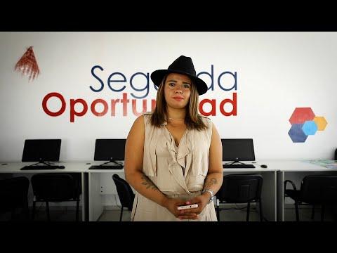 #MujeresLíderes Tanya Godoy #SegundaOportunidad