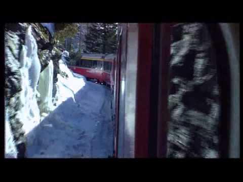 Switzerland Railway Journey Part 2