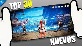 Top 30 Juegos Para Android & iOS Nuevos   ¡Yes Droid!
