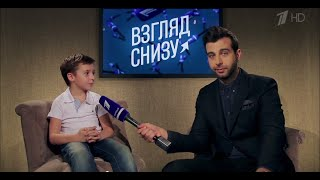 Вечерний Ургант. Взгляд снизу на телевидение (21.11.2014)
