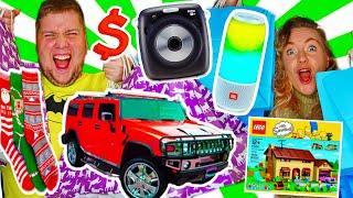 Месяц Подарков! XBOX, INSTAX, PS4, LEGO, APPLE, JBL! Часть 1!