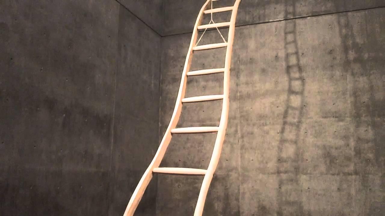 Ladder for Booker T. Washington 1996 Martin Puryear 1941 - YouTube