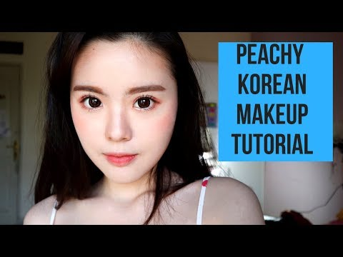 peachy-makeup-//-korean-makeup-tutorial-(bahasa-indonesia)