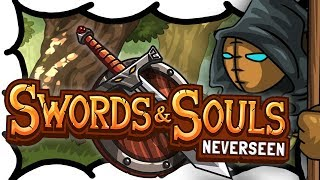 Swords & Souls: Neverseen Review - [MrWoodenSheep] (Video Game Video Review)