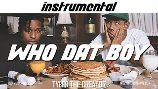 TYLER THE CREATOR - WHO DAT BOY (INSTRUMENTAL) *reprod*
