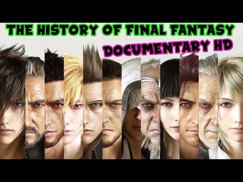 The History of Final Fantasy Documentary HD