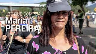 24 VENEZOLANOS MIGRANTES  - Especial Cúcuta: salida de emergencia María Pereira