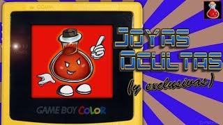 Joyas ocultas de... GAME BOY COLOR - Juegos exclusivos poco conocidos de Nintendo GBC