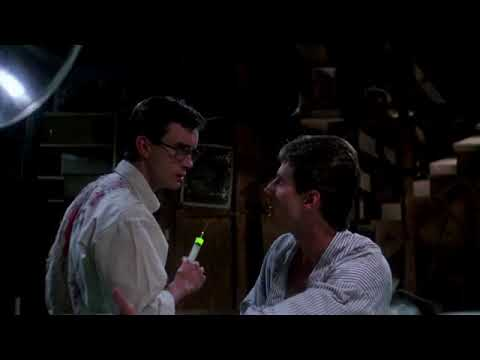 Download Re-Animator (1985) Actors Commentary