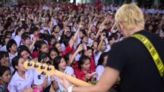 Bedroom Audio - Music Forward School Tour 2015 โรงเรียนสตรีเศรษฐบุตรบำเพ็ญ