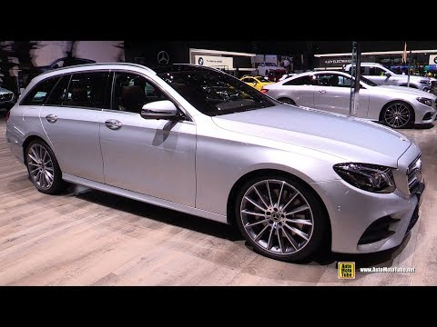 2019 Mercedes E450 4Matic Brake - Exterior and Interior Walkaround - 2019 Geneva Motor Show