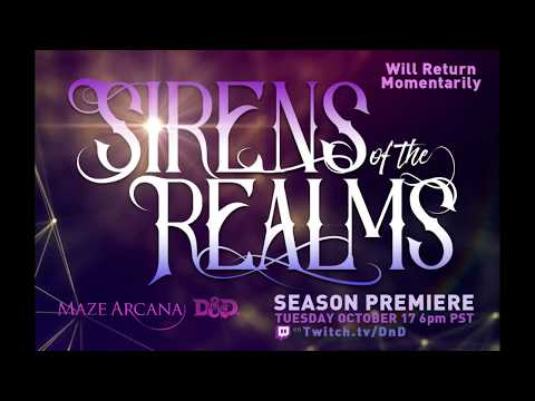 Episode 1 - Sirens of the Realms
