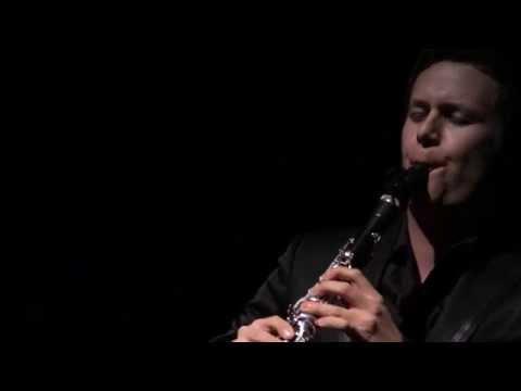 Sebastian Manz: Edison Denisov - Sonata for Clarinet Solo