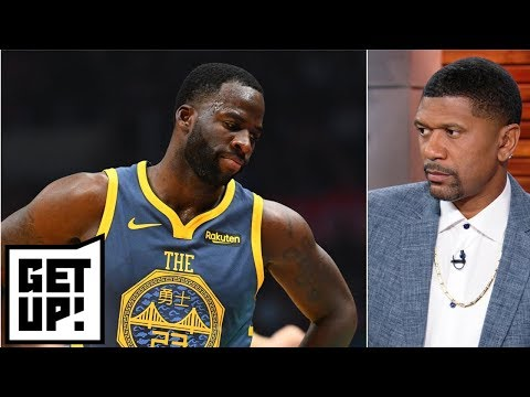 Draymond Green will be 'scapegoat' if Kevin Durant leaves Warriors - Jalen Rose   Get Up!