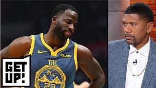 Draymond Green will be 'scapegoat' if Kevin Durant leaves Warriors - Jalen Rose | Get Up!