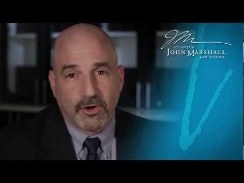 Atlanta's John Marshall Law Criminal Justice Program