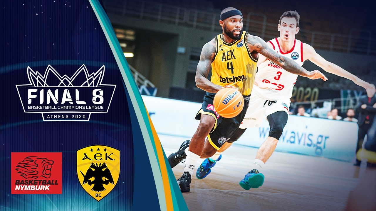 ERA Nymburk v AEK - Highlights - Quarter Finals - Basketball Champions League 2019