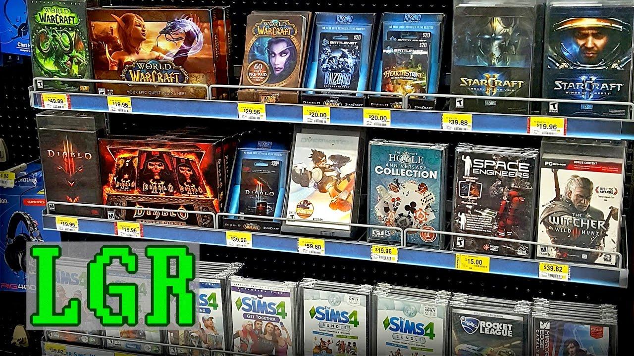 Lgr Pc Games At Sam S Club Walmart In 2016 Youtube