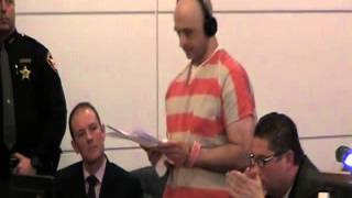 Courtroom outburst WARNING:CONTAINS PROFANITIES thumbnail