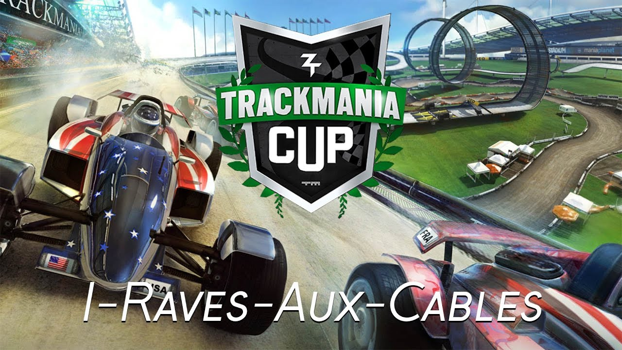 map zrt trackmania cup 2018