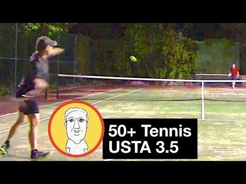 Tennis Match 9 with RF 9-20-2017 Full Match HD USTA 3.5?
