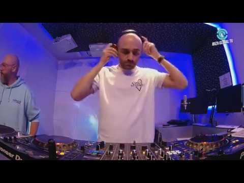 Kolombo B2B LouLou Players @ Ibiza Global TV (24-NOV-2018)
