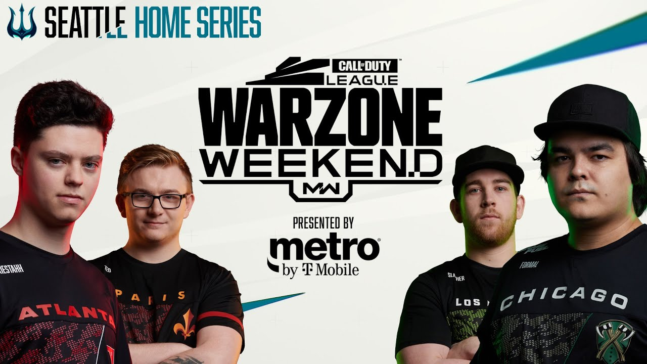 Download 12 PRO TEAMS —FIRST EVER CUSTOM WARZONE LOBBY | Warzone Weekend #1 | Seattle Surge Home Series