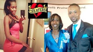 Married Texas Pastor Gets Exposed With Texts By His Alleged Side Chick.