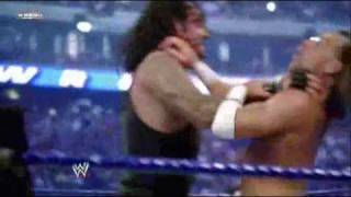 Shawn Michaels vs. The Undertaker WM 25 (Highlights)