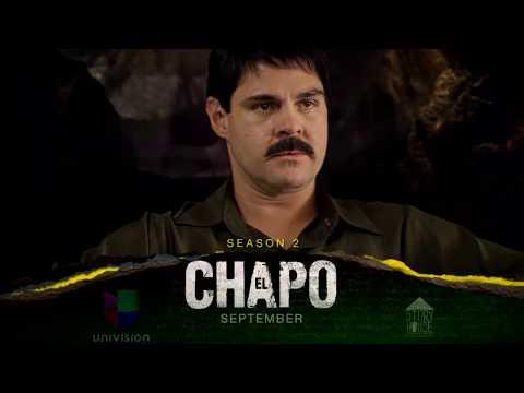 'El Chapo' Season 2,  World Premiere on September 17th on Univision