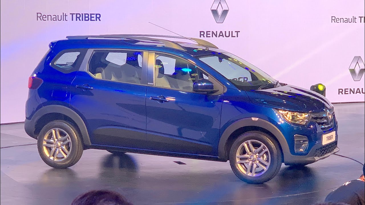 Renault Triber 7 Seater Mpv Expected Price Rs 5 Lakh Quick