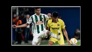 Europa League: Die Highlights: SK Rapid Wien vs. Villarreal