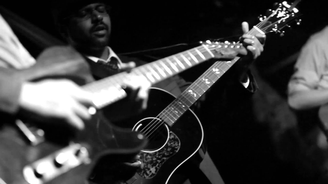 Bhi Bhiman - While My Guitar Gently Weeps - YouTube
