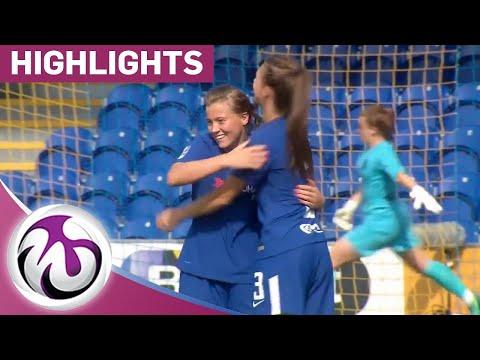 FA WSL Goals & Highlights | Chelsea 6-0 Bristol City