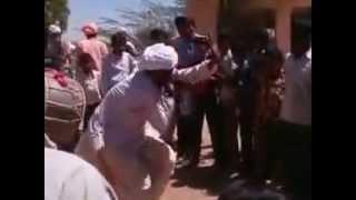 Marwadi desi baba dance by maru ganga