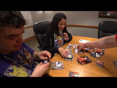 Naruto CCG  | Opening Up Over 300 BOOSTER PACKS l Krukcards Prize Support l