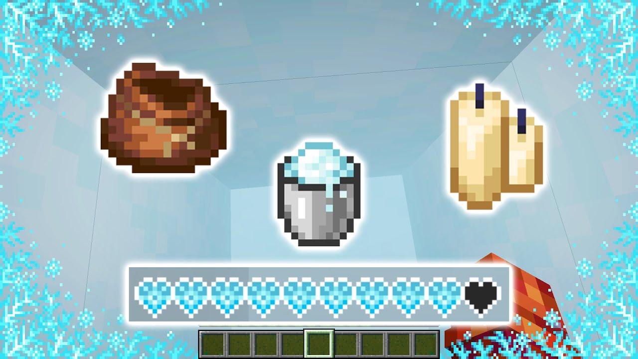 Minecraft 1.17 Snapshot 20W46A: Powder Snow, Bisa Kedinginan, Dan Perubahan Texture