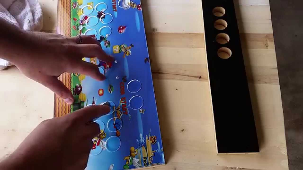 How To Apply Vinyl Graphics Your Arcade Cabinet