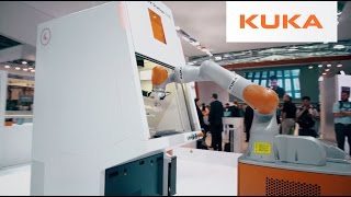KUKA @ AUTOMATICA 2016 - Solutions for the Factory of the Future