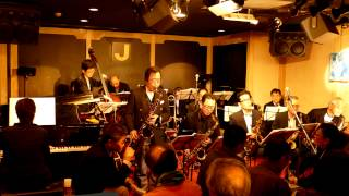 [4K Bi] Baby It's Cold Outside / Frank Loesser / BIG WING JAZZ ORCHESTRA