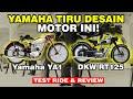 Review Motor Antik Dkw Union 125 Yang Pernah Ditiru Yamaha !