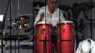 Percussion Solo - Suzie Ceasar
