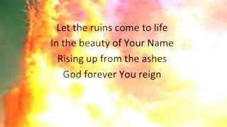 """Glorious Ruins"" with lyrics - 