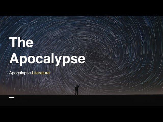 Apocalypse Literature