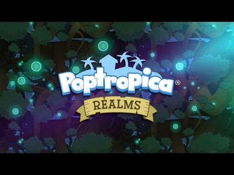 The power of Poptropica Realms!