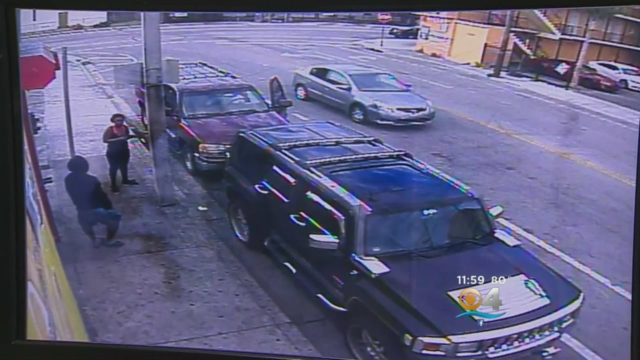 Exclusive Video Shows Nw Miami Drive By Shooting Youtube