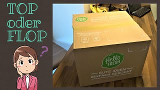 * Hello Fresh * Unboxing * TOP oder FLOP ? *