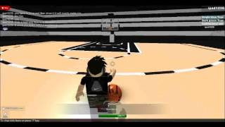 How To Shoot A 3 Pointer (Roblox Basketball)