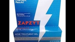 hqdefault - Zapzyt Maximum Strength 10 Benzoyl Peroxide Acne Treatment Gel