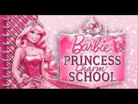 Barbie escola de princesas - ela é uma princesa - música